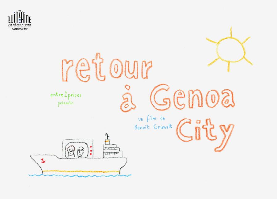 RETOUR A GENOA CITY